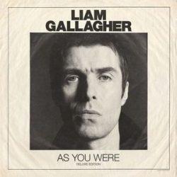 LIAM GALLAGHER - As You Were / limitált színes vinyl bakelit / LP