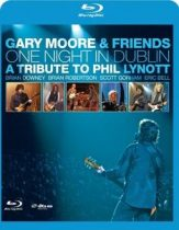 GARY MOORE - One Night In Dublin / blu-ray / BRD