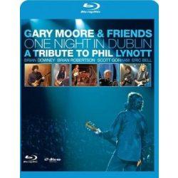 GARY MOORE - One Night In Dublin / blu-ray / BRD