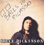 BRUCE DICKINSON - Balls To Picasso / vinyl bakelit / LP