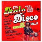 VÁLOGATÁS - ZYX Italo Disco New Generation vol.11  / 2cd / CD