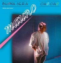 MAURO - Buona Sera / vinyl bakelit / EP