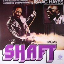 ISAAK HAYES - Shaft / vinyl bakelit / LP