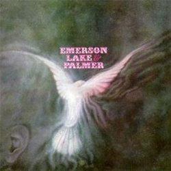 EMERSON, LAKE & PALMER - ELP / vinyl bakelit / LP