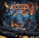 ACCEPT - Rise Of Chaos CD