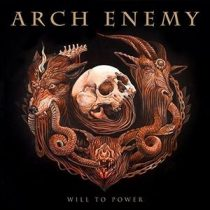 ARCH ENEMY - Will To Power / digipack / CD