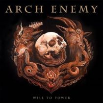 ARCH ENEMY - Will To Power / vinyl bakelit / 2xLP