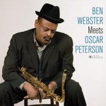 BEN WEBSTER - Meets Oscar Peterson / vinyl bakelit / LP