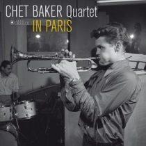 CHET BAKER  - In Paris / vinyl bakelit / LP