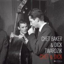 CHET BAKER & DICK TWARDZ - Chet & Dick / vinyl bakelit / LP