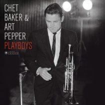 CHET BAKER & ART PEPPER - Playboys / vinyl bakelit / LP