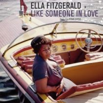 ELLA FITZERALD - Like Someone In Love / vinyl bakelit / LP