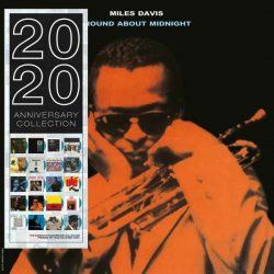 MILES DAVIS - Round About Midnight / színes vinyl bakelit  / LP