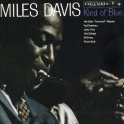 MILES DAVIS - Kind Of Blue / vinyl bakelit / LP