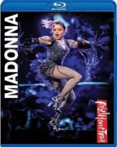 MADONNA - Rebel Heart Tour / blu-ray / BRD