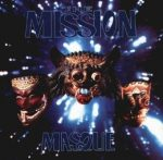 MISSION - Masque / vinyl bakelit / LP
