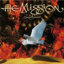 MISSION - Carved In The Sand / vinyl bakelit / LP