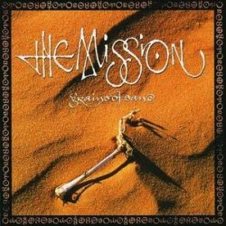 MISSION - Grains Of Sand / vinyl bakelit / LP