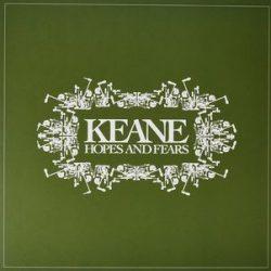 KEANE - Hopes And Fears / vinyl bakelit / LP