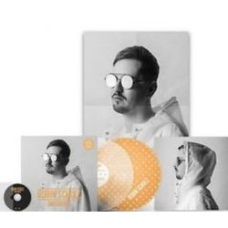 ROBIN SCHULZ - Uncovered / limitált clear vinyl bakelit +cd / 2xLP