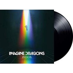 IMAGINE DRAGONS - Evolve / vinyl bakelit / LP