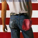 BRUCE SPRINGSTEEN - Born In The U.S.A. / vinyl bakelit / LP