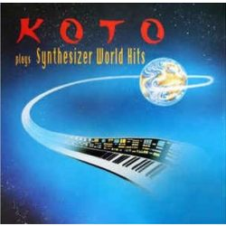 KOTO - Plays Synthesizer World Hits / vinyl bakelit / LP