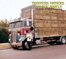 VÁLOGATÁS - Truckers Kickers  Cowboy Angels vol.4 CD