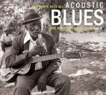 VÁLOGATÁS - Acoustic Blues Definitive Collection vol.4 CD
