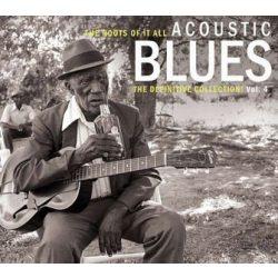 VÁLOGATÁS - Acoustic Blues Definitive Collection vol.4 CD