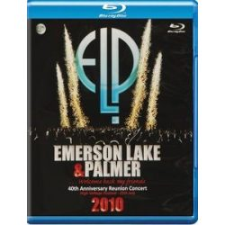 EMERSON, LAKE & PALMER - 40th Anniversary Reunion Concert 2010 /blu-ray/ BRD