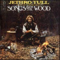 JETHRO TULL - Songs From The Wood / vinyl bakelit / LP