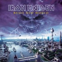 IRON MAIDEN - Brave New World / vinyl bakelit / 2xLP