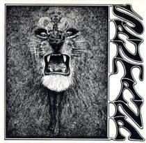 SANTANA - Santana / vinyl bakelit / LP
