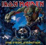 IRON MAIDEN - Final Frontier / vinyl bakelit / LP