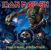 IRON MAIDEN - Final Frontier / vinyl bakelit / LP