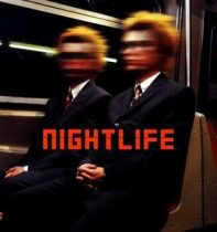 PET SHOP BOYS - Night Life / vinyl bakelit / LP