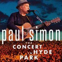 PAUL SIMON - Concert In Hyde Park / cd + blu-ray / CD