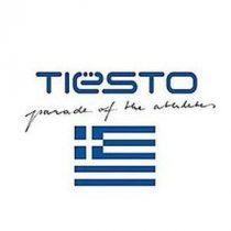 TIESTO - Parade Of Athletes CD