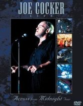 JOE COCKER - Across From Midnight Live In Berlin DVD