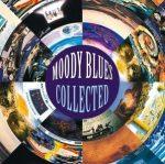 MOODY BLUES - Collected / vinyl bakelit / 2xLP