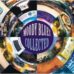 MOODY BLUES - Collected / vinyl bakelit / 2xLP