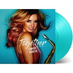 CANDY DULFER - Together / limitált színes vinyl bakelit / LP