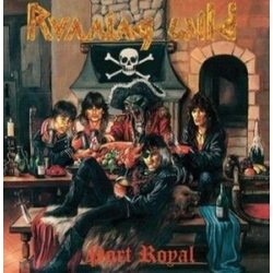 RUNNING WILD - Port Royal / vinyl bakelit / LP