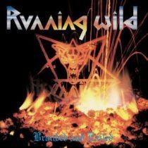 RUNNING WILD - Branded And Exiled / vinyl bakelit / LP