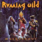 RUNNING WILD - Masquerade / vinyl bakelit / LP