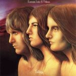 EMERSON, LAKE & PALMER - Trilogy / vinyl bakelit / LP