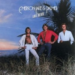EMERSON, LAKE & PALMER - Love Beach / vinyl bakelit / LP