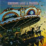 EMERSON, LAKE & PALMER - Black Moon / vinyl bakelit / LP