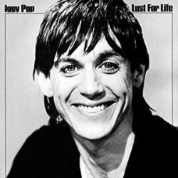 IGGY POP - Lust For Life / vinyl bakelit / LP